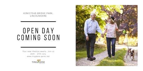 Kirkstead Bridge Park Open Day tickets