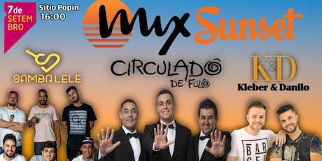 Mix Sunset ingressos