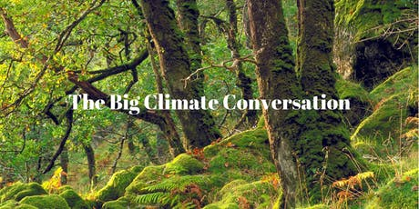 The Big Climate Conversation in Glasgow tickets