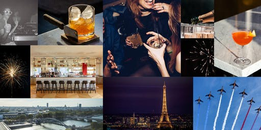 jazz, bubbles and glitter - celebrate Bastille Day, citizenM style