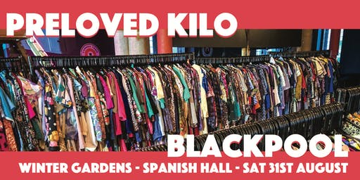 Blackpool Preloved Vintage Kilo