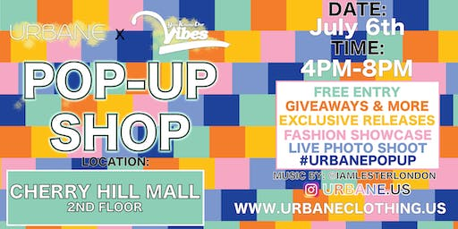URBANE X YKTV POP-UP SHOP