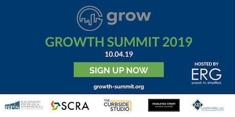 Growth Summit 2019 tickets