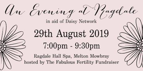 An Evening at Ragdale tickets