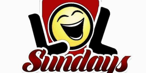 Laughing Out Last Sundays @ Maserati's