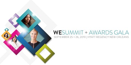 WE Summit & Awards Gala 2019  tickets