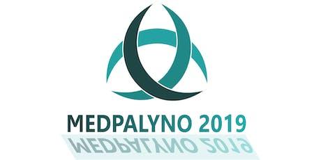 Conférence invitée du Pr Oscar Vicente au colloque MedPalyno 2019 billets