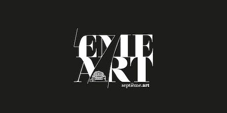 7EME ART à ANGLET : Soirée de lancement billets