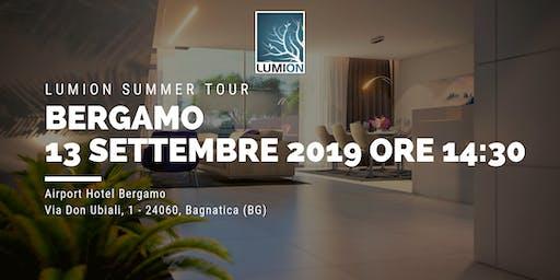 Presentazione Lumion Bergamo