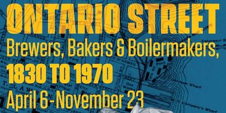 Up in Smoke: Untold Stories of Ontario Street tickets