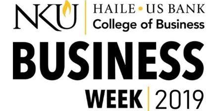 Haile US Bank College of Business BUSINESS WEEK 2019 SPONSORSHIP