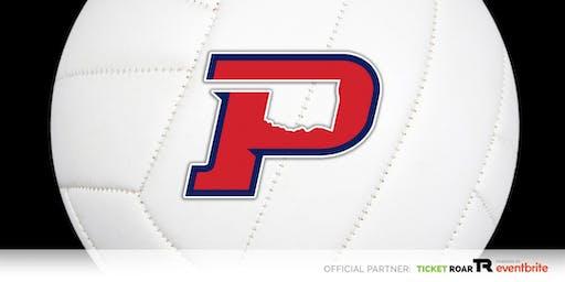OPSU vs Wayland Baptist University Volleyball