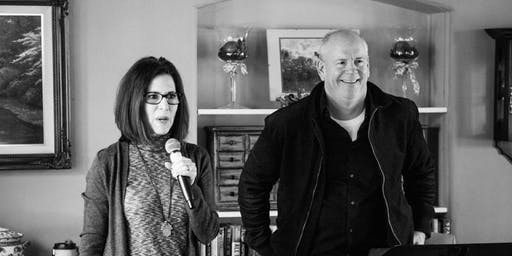 Jamie & Donna Winship: Identity Exchange in Santa Barbara!