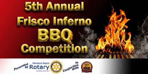 Frisco Inferno BBQ Competition