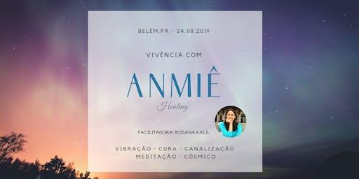 Vivência ANMIÊ Healing com Rosana Kalil (Belém/PA)