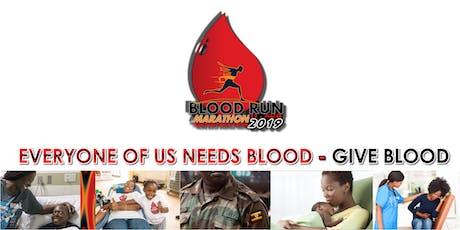 Blood Run Marathon tickets