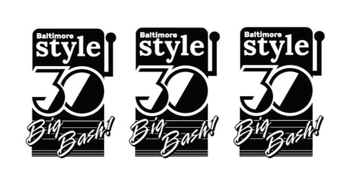 Baltimore Style's 2019 Big Bash