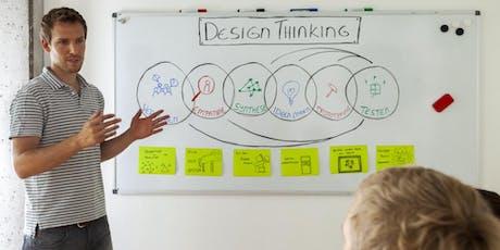 2 TAGE: Design Thinking im Unternehmen verankern tickets