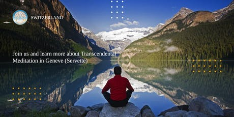 An introduction to learning Transcendental Meditation tickets
