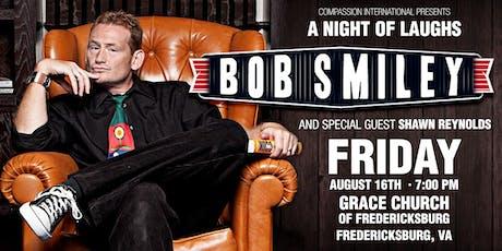 Bob Smiley | Fredericksburg, VA tickets