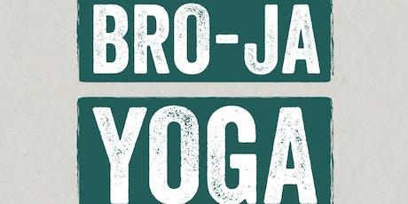 Bro-ja Yoga @ Seven Bro7hers tickets