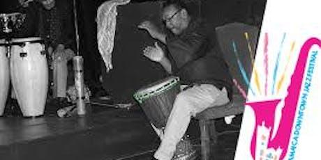 Jamaica Downtown Jazz Festival featuring Jarawa Brian Gray tickets