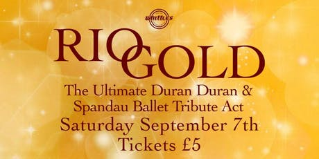 Rio Gold  tickets