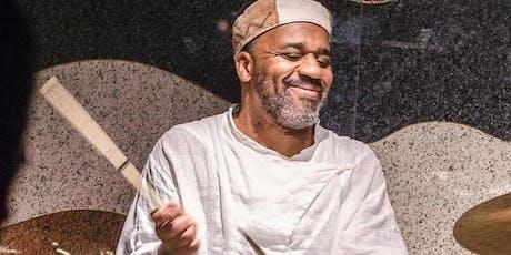 Jamaica Downtown Jazz Festival featuring Pheeroan akLaff (closing concert) tickets