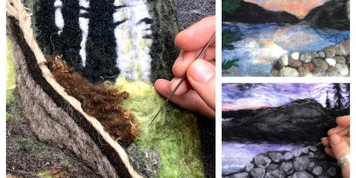 Dimensional Landscape Workshop, October 5, 2019