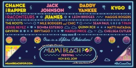 Miami Beach Pop Festival · November 8-10, 2019 tickets
