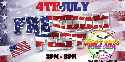 Freedom Fest Block Party