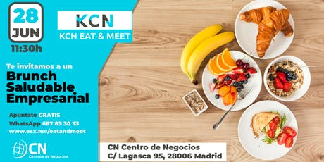 Brunch Saludable Empresarial tickets