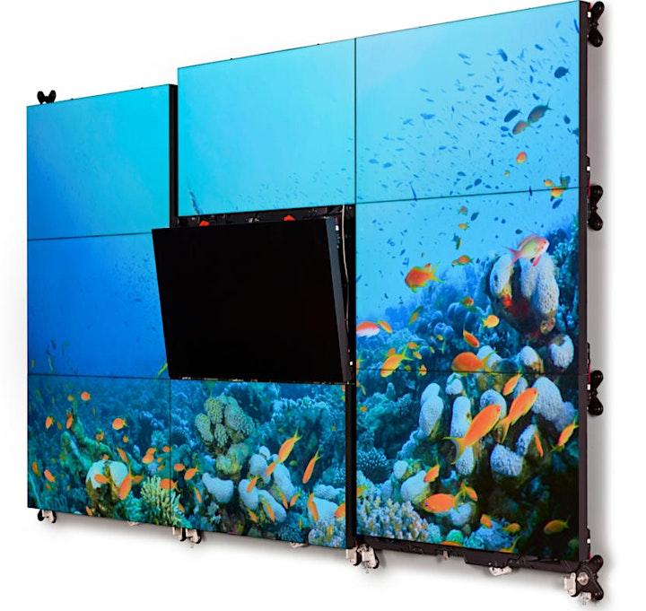 CoreU: Barco's UniSee/KVD/LVD Video Wall Installation Training image