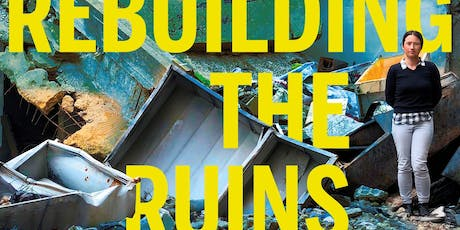 Rebuilding the Ruins - A Talk by Samara Levy tickets