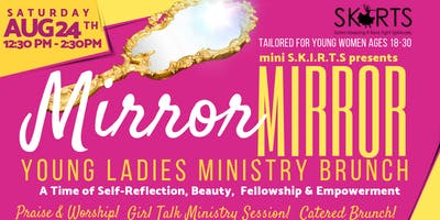 mini SKIRTS MIRROR MIRROR Brunch
