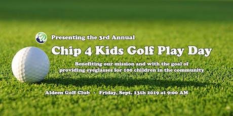 Chip 4 Kids - Northwest Community Center's Golf Outing tickets