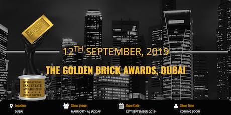 The Golden Brick Awards tickets