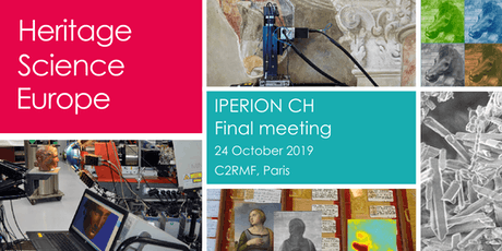 IPERION CH - Final Meeting tickets