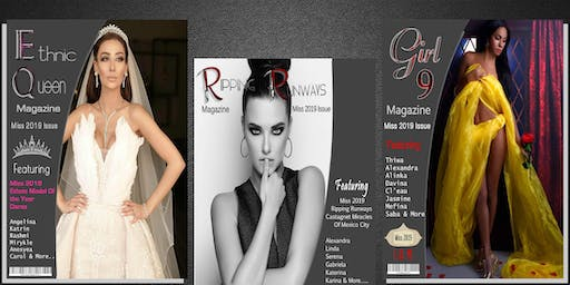 Free Magazine Model Of The Month Print Modeling Casting Calls