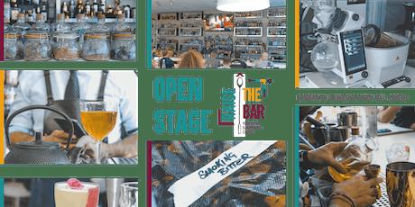 RAISE THE BAR - Open Stage - Giornata dimostrativa corso di Bartending biglietti