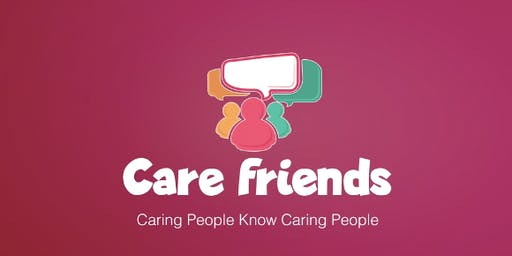 Care Friends Information Event