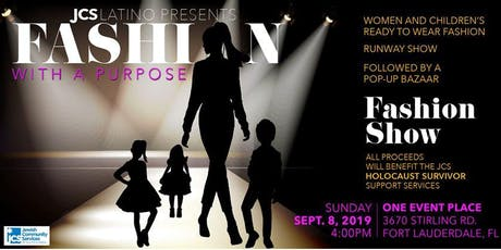 Fashion with a Purpose tickets