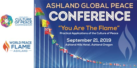 Ashland Global Peace Conference tickets