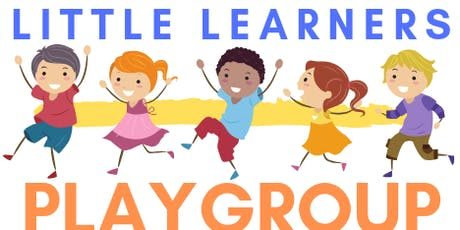 Little Learners Playgroup - July 10, 2019 tickets