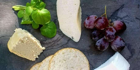 Vegan Cheese-Making Taster and Demo tickets