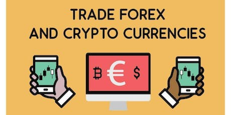 Learn to trade Forex and Crypto Currency tickets