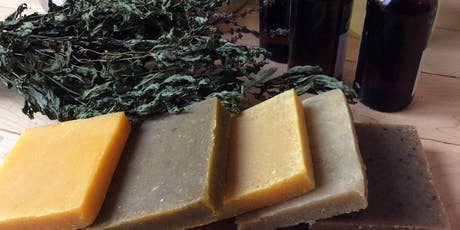 Learn to Make Artisanal Soap! (Bilingual) tickets