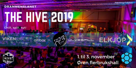 The Hive, Drammenslanet 2019 tickets