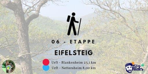 Eifelsteig - Etappe 6: Urft über Nettersheim nach Blankenheim