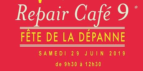 Repair'café à la Mairie du Neuf - 29 juin 2019 billets